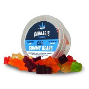 Gummy Bears CBD 15mg