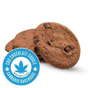 Mπισκότα κάνναβης με CBD (ατομικό)