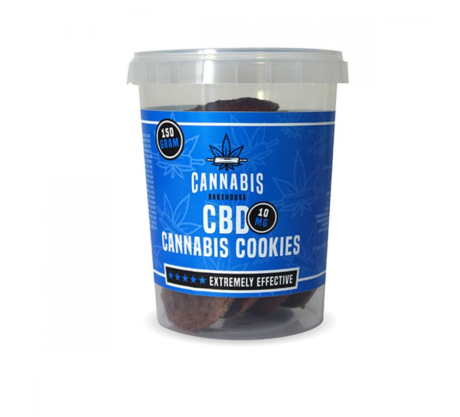 Mπισκότα κάνναβης με CBD (10 mg)