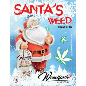 Το χόρτο του Άγιου Βασίλη - Santa's Weed 22% CBD, 1g