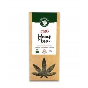 Τσάι κάνναβης με CBG 1,8% σε μερίδες 30g
