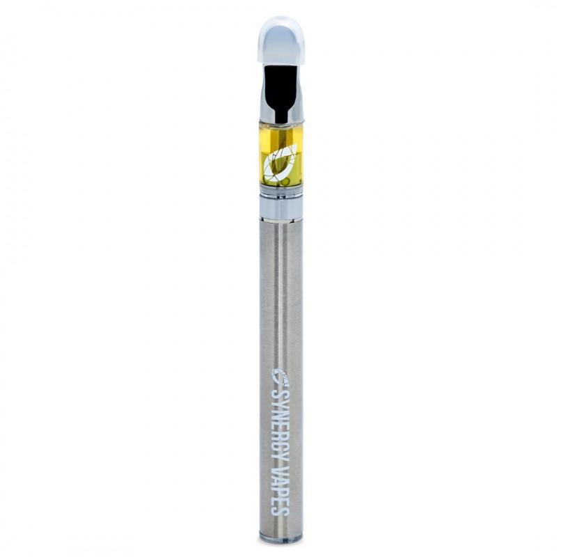 Distillate vaporizer kit - Double Tangie Banana: 45-50% CBD - 0.5ml