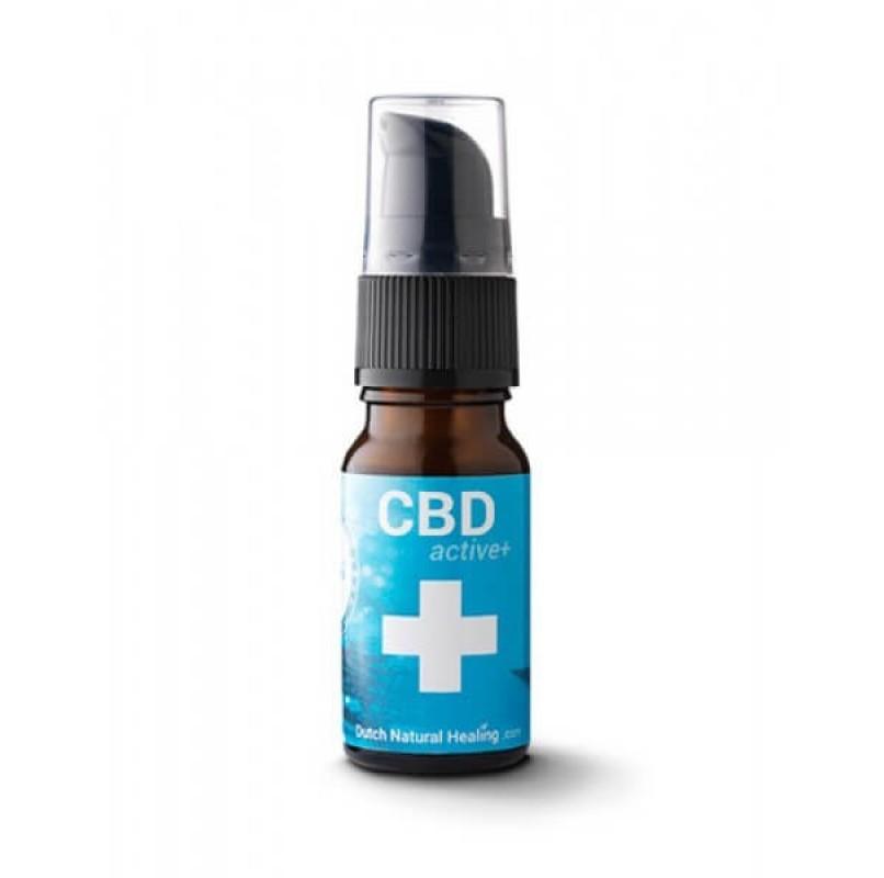 Έλαιο CBD 4% (400mg) active+ 10 ml
