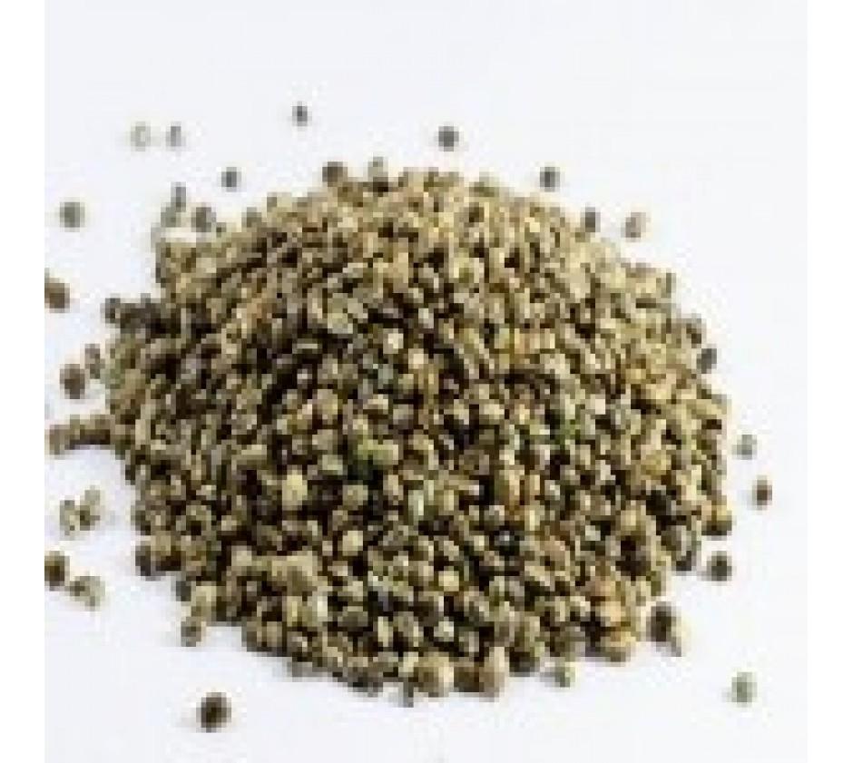 Βιολογικοί ολόκληροι σπόροι Κάνναβης 150gr