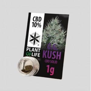 CBD Solid OG KUSH 10% 1g