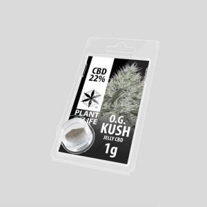 CBD Jelly O.G. Kush 22% 1g