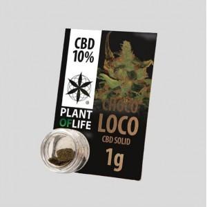 CBD Solid Chocoloco 10% 1g