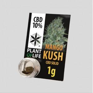 CBD Solid Mango Kush 10% 1g