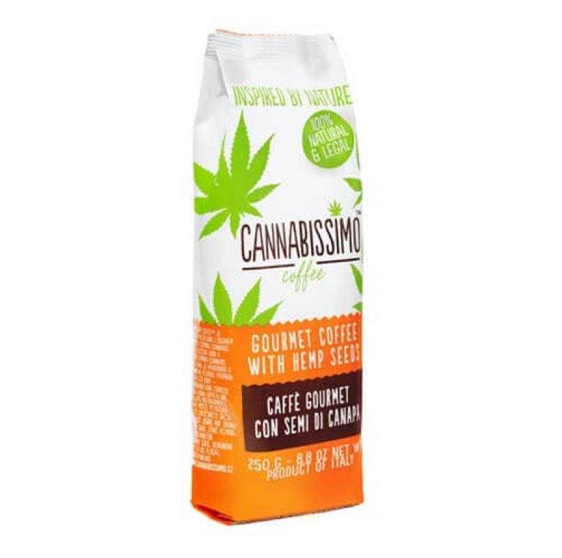 Καφές Cannabissimo 250g αλεσμένος