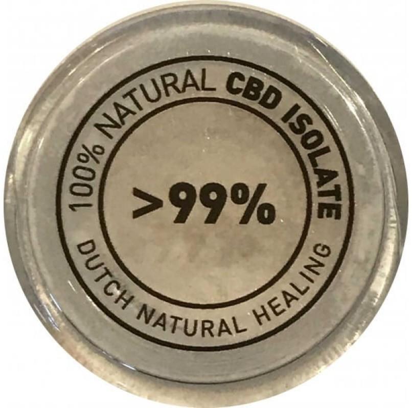 CBD Βιολογικοί Κρύσταλλοι 99,8% (1000mg)